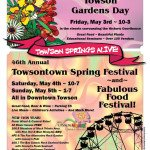 Towsontown Spring Festival 2013