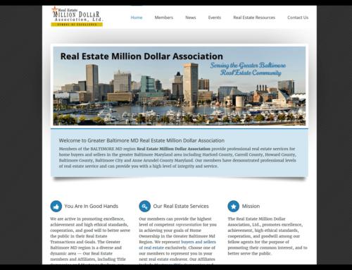Real Estate Million Dollar Association