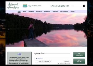 Chesapeake Women Anglers