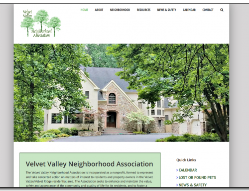 Velvet Valley Neighborhood Association